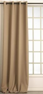 Rideau isolant thermique HIVER couleur Pelican 145x260