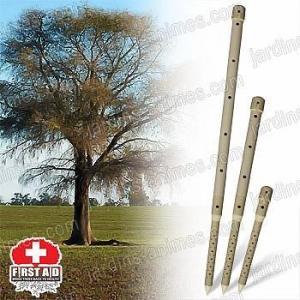 Piquet creux arroseur pour arbres