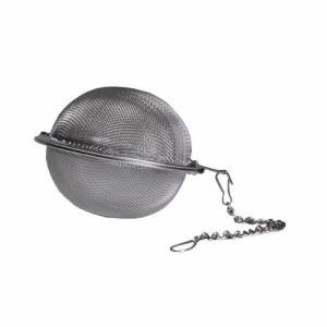boule à thé métal