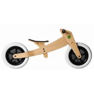 Draisienne en bois Wishbone Bike Classic 3 en 1 - Jouet Ecologique