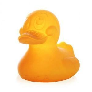 Jouets de bain grand canard de bain alfie - jouet de bain ecologique