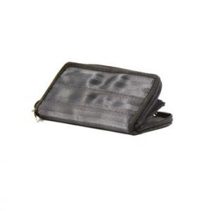 Portefeuille Milou en ceinture de sécurité recyclée