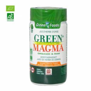 Green Magma Jus d'herbe d'orge bio 320 comprimés   15% Gratuit
