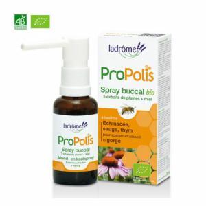 Spray buccal à la Propolis bio 30ml