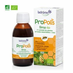 Sirop bio à la Propolis 150ml   33% Offert