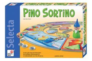 Jeu de société Pino Sortino