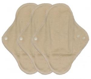 MaM Ecofit Serviettes hygiéniques REGULAR ECRU Cream Line