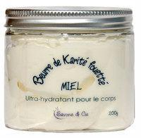 Crème pour le corps Miel