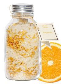 Sel de bain Orange douce