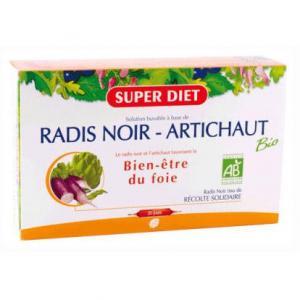 Radis Noir Artichaut