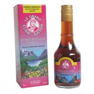 Le grand elixir du Suedois 40 % Version originale