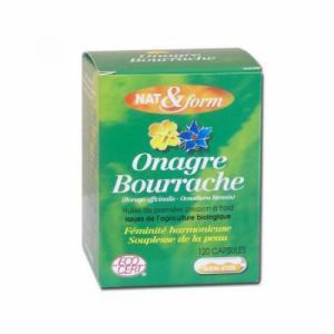Bourrache-Onagre Bio