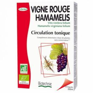 Vigne rouge Hamamelis