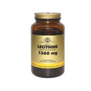 Lécithine de Soja (Non blanchie)