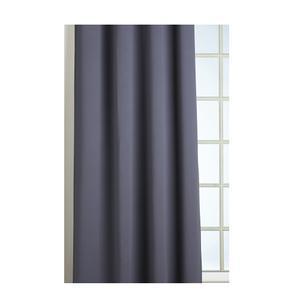 Rideau isolant thermique HIVER couleur Fumée145X260