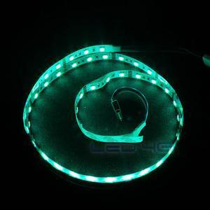 Ruban LED RGB très puissant en 1 et 5M