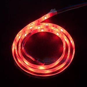 Ruban LED puissant étanche RGB en 1 et 5M