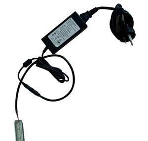 Transformateur LED4G 220V - 12V 10A pour rubans LEDs très puissants