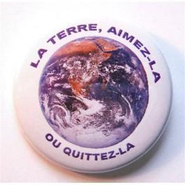 Badge Terre
