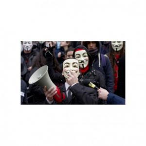 Masque Anonymous (Guy Fawkes)