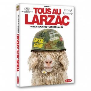 DVD Tous au Larzac