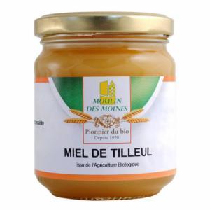 Miel BIO de Tilleul