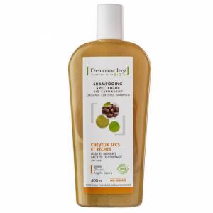 Shampoing Bio Capilargil Cheveux secs Argile jaune 400ml
