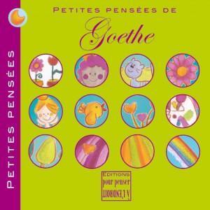 Goethe - Petites pensées