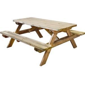 Table pique nique ROBUSTE BURGER