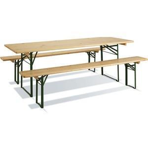Table pique nique BRASSEURS BURGER