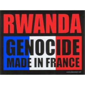 Sticker Rwanda