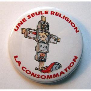 Badge Une seule religion