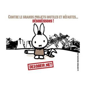 Sticker grands projets inutiles