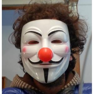 Nez rouge (Clown activisme)