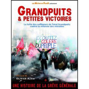 DVD Grandpuits - petites victoires   Une Histoire de la Grève Générale