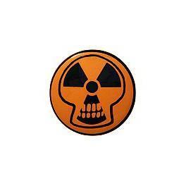 Badge mortel nucléaire