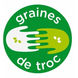 Sticker 'Graines de troc'