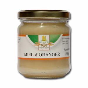 Miel BIO d'Oranger Moulin des Moines