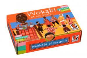 Jeu de cartes Wokabi et ses amis