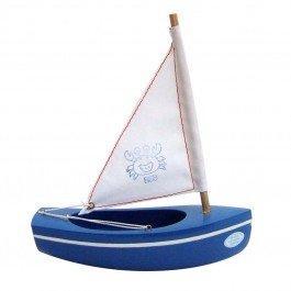 Bateau Petit Mousse bleu 17 cm