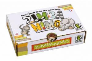 Jeu de cartes Zimbanimo