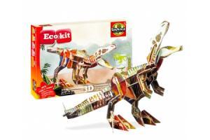 Jeu de construction Ecokit : Tyrannosaurus