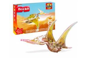 Jeu de construction Ecokit : Pteranodon