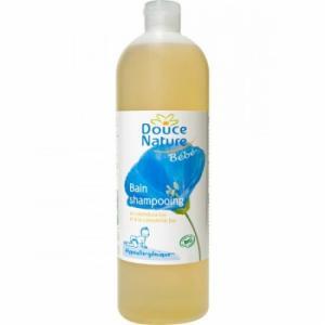 Bain et shampooing Bébé  - Douce nature