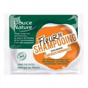 Fleur de shampooing cheveux normaux - Douce nature