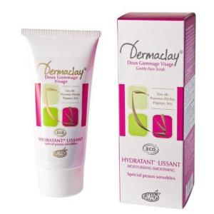 Gommage hydratant lissant - Dermaclay