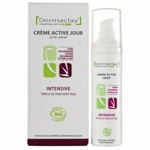 Crème intensive anti-âge - Dermaclay
