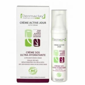 Crème SOS ultra hydratante - Dermaclay