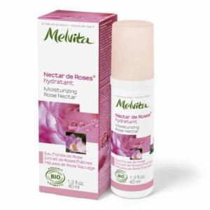 Nectar de Roses hydratant bio - Melvita