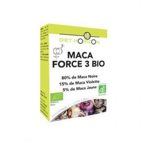 Maca Force 3 Bio - Diet Horizon